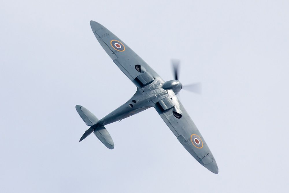 Mighty Spitfire
