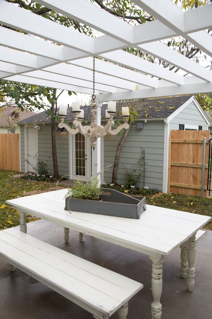 Fixer upper outdoor kitchen - As Seen On Hgtv S Fixer Upper Other Great Pics Of House Sooo