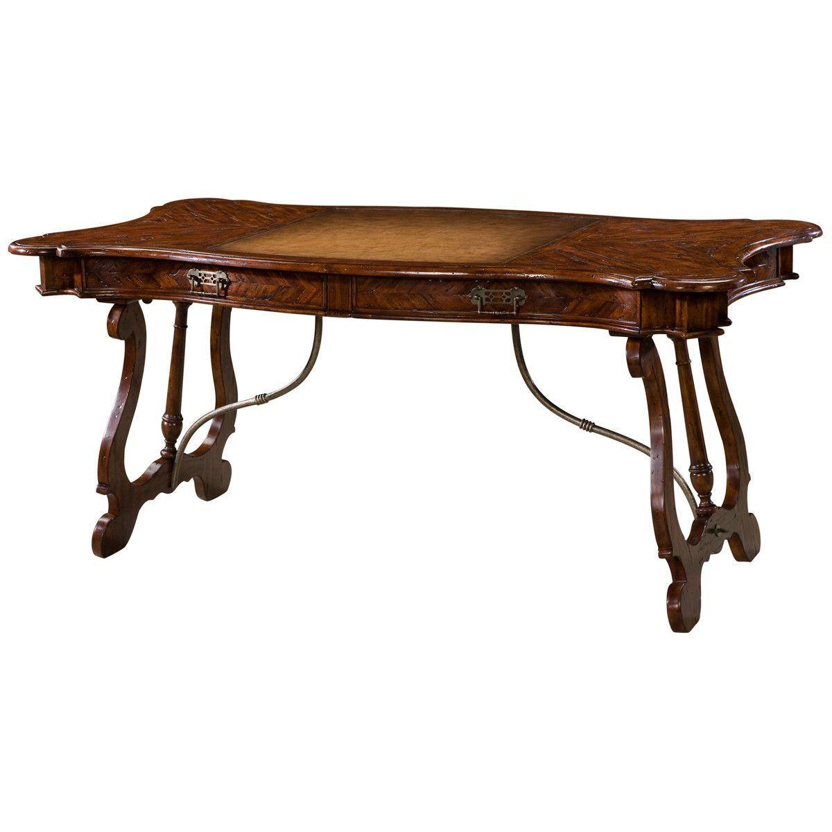 Theodore Alexander Castle Bromwich Bragança Writing Table