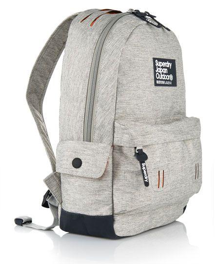 6f75d278d7c Superdry Marl Montana Rucksack - Men's Bags | style | Superdry bags ...