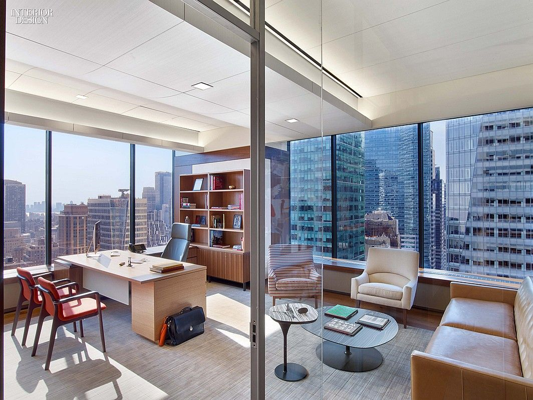Midtown Architecture Inspires SmithMaran for Insight