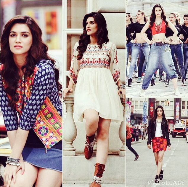 Image result for kriti sanon dilwale