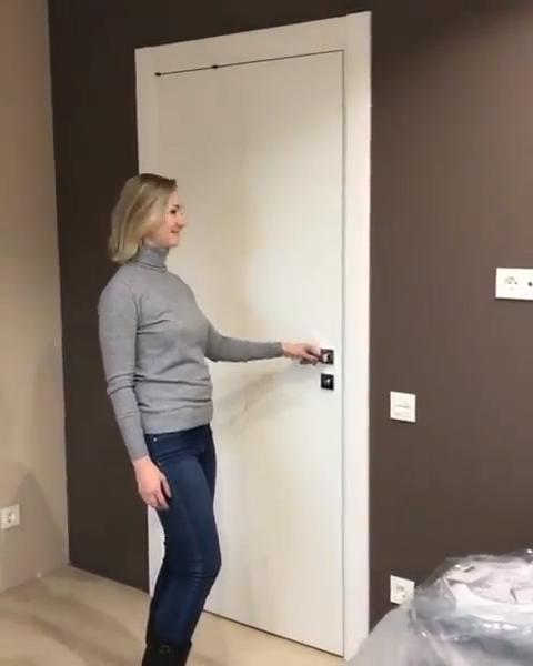 Photo of Creative bedroom door idea maximize space for small room