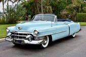 1950 bis 1959 Pink Cadillac Cabrios zu verkaufen 3 –