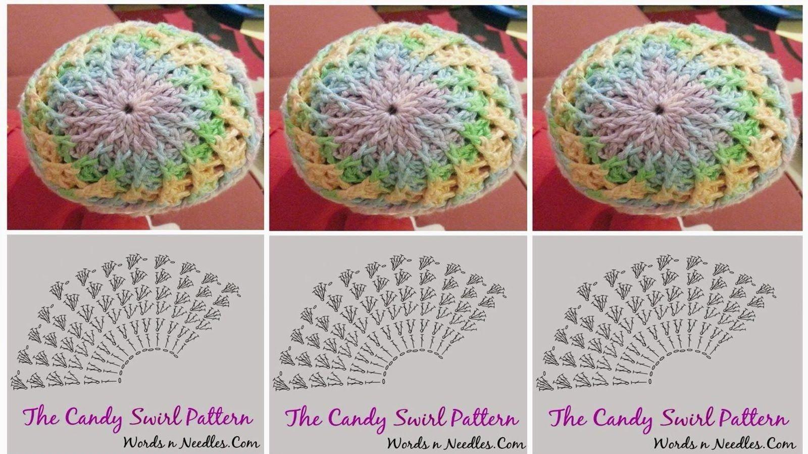 Único Crochet Patrones Chambergo Ideas - Manta de Tejer Patrón de ...