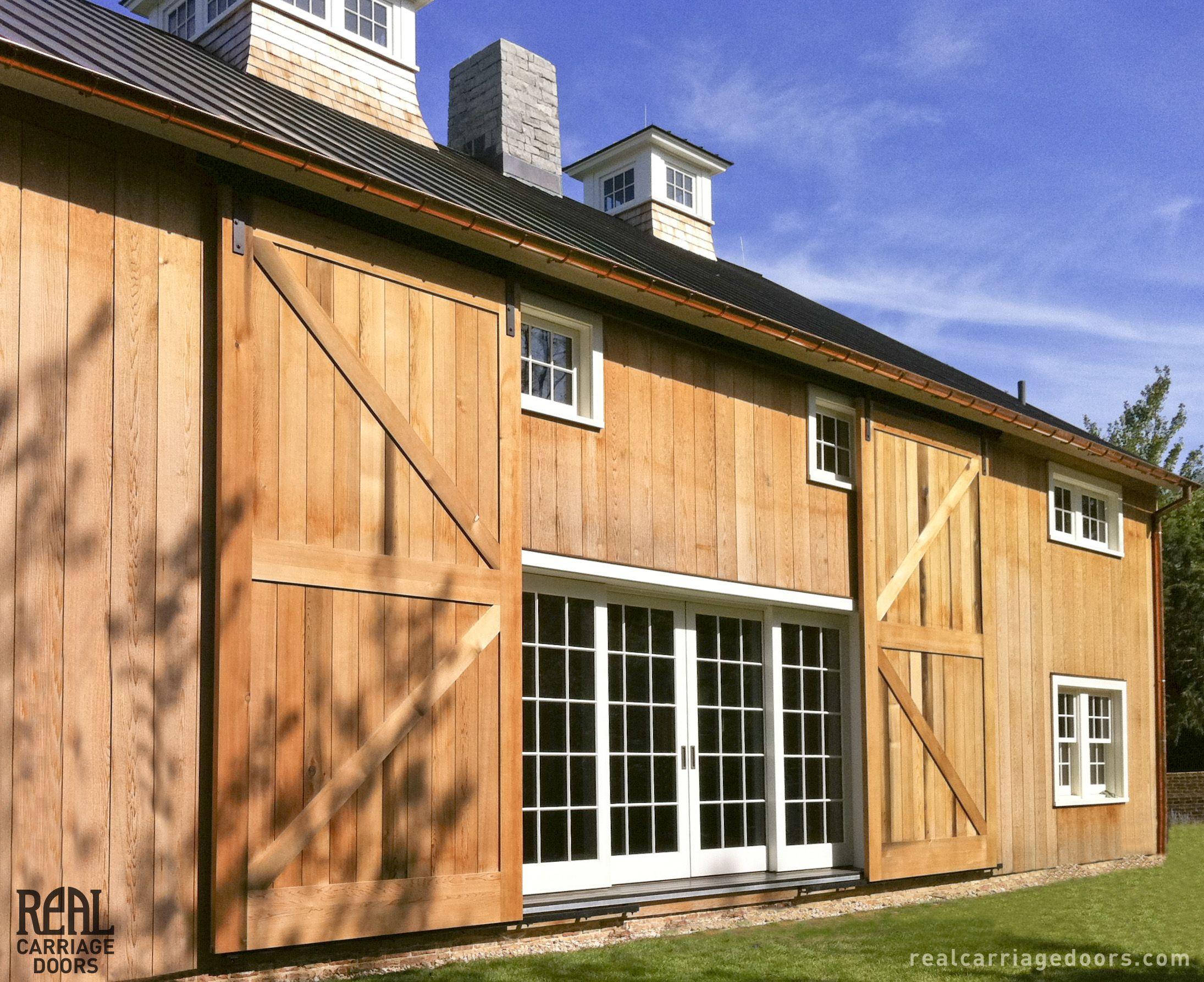 Huge Barn Doors With Barn Door Hardware Exterior Barn Doors