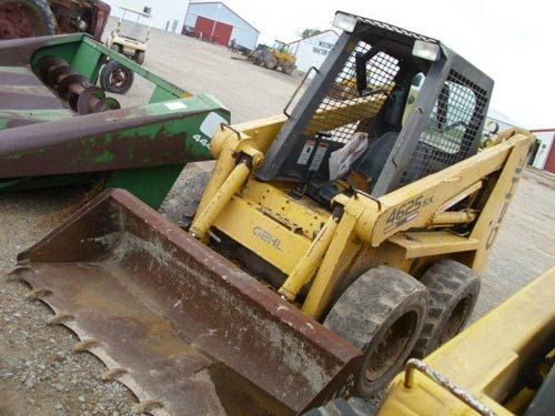 Gehl 4625 Skid Steer Salvage Used Parts Used Parts Tractor Parts Salvage