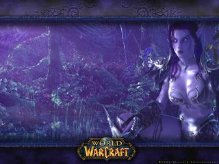 Night Elf Wallpaper