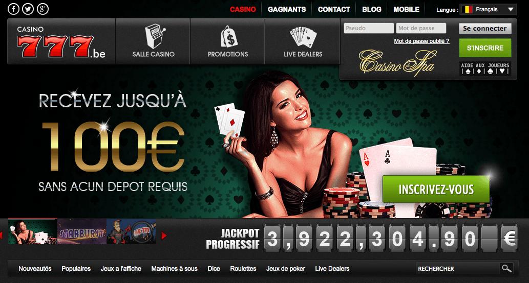 Nouveaux casino bonus sans depot casino de mexico