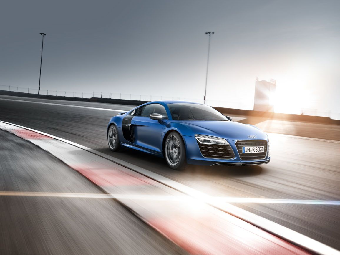 Nuevo Audi R8 2013 (With images) Best luxury sports car