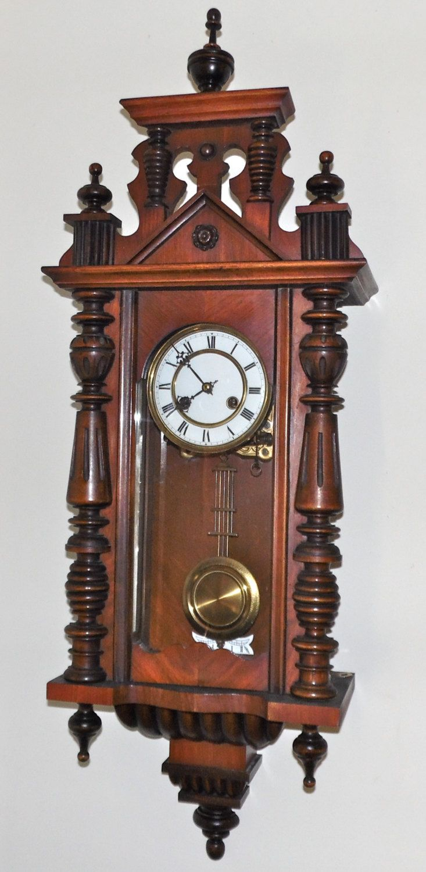 37 tall vienna regulator wall clock germany 8 day key wound wood 37 tall vienna regulator wall clock germany 8 day key wound wood by squarenutsshop on amipublicfo Choice Image