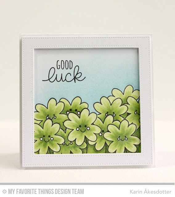 Papercraft Card Making Ideas Part - 38: Peppermint Pattyu0027s Papercraft: Card Gallery (color And Frame Idea)