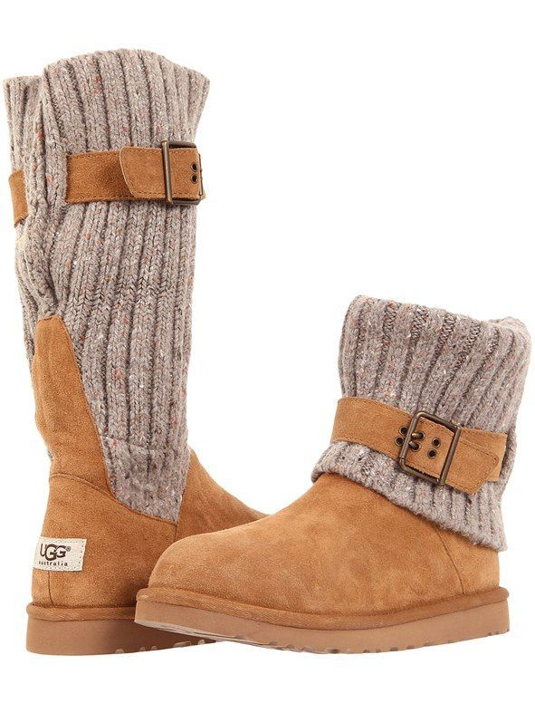 Womens Boots UGG Cambridge Chestnut