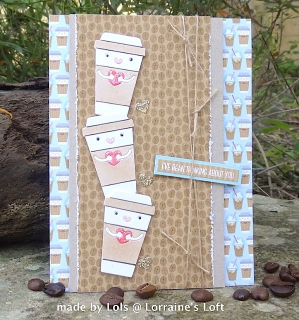 Lorraine S Loft Simon Says Stamp Coffee Love Coffee Themed Cards