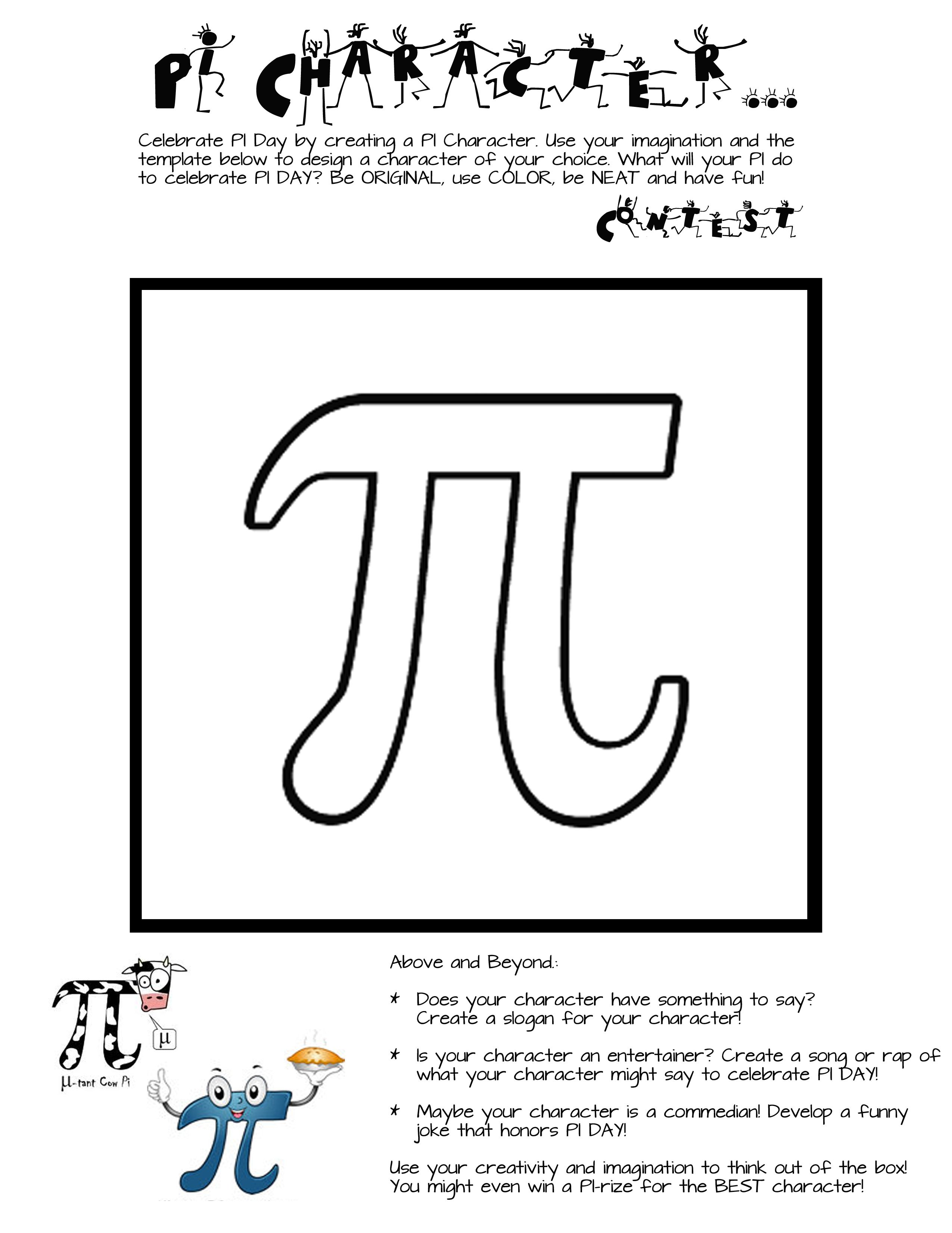 This Is The Pi Day Activity That I Created For My Middle