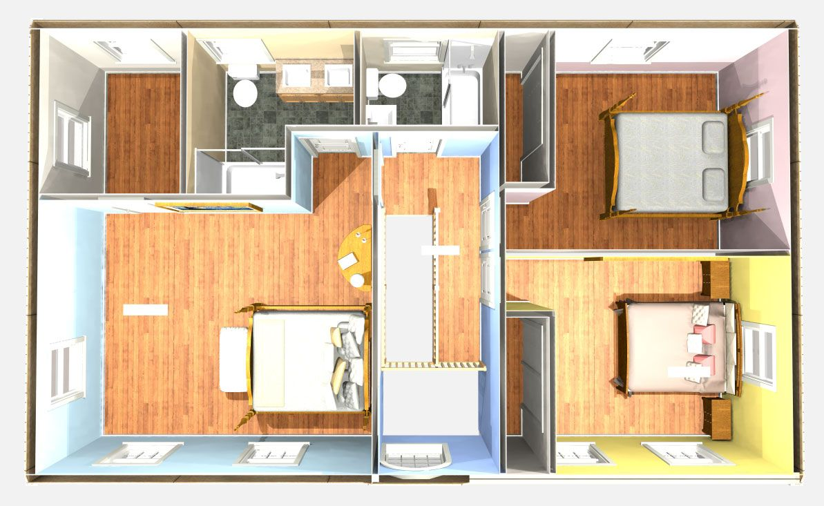 ranch house 2nd floor additions , Gr3at room instead of 2