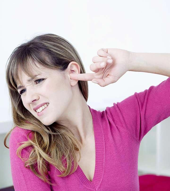blocked ear cold how to clear