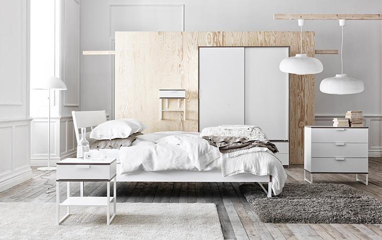 Nachttische aktuelle modelle nachttisch trysil von for Bett modelle