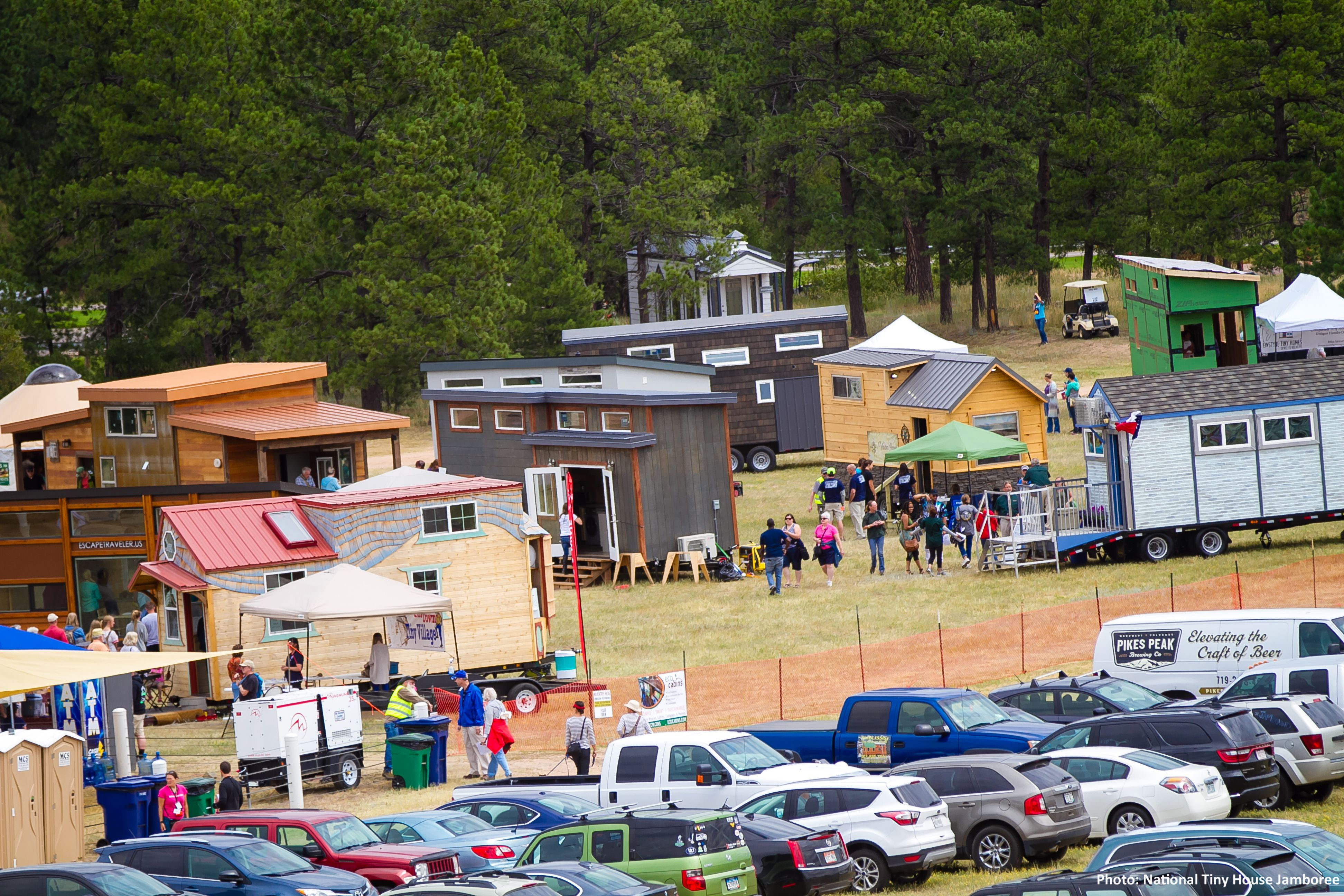 The Tiny House Jamboree is the premier tiny house festival in the ...