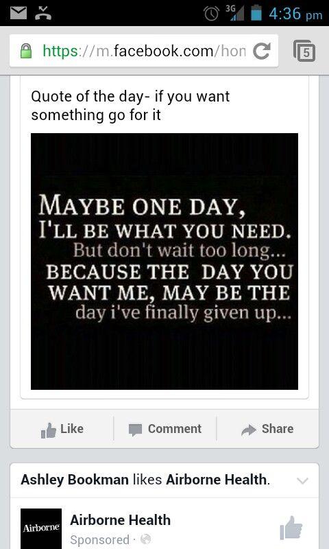 Dont Wait Too Long Favorite Quotessayings Pinterest Favorite