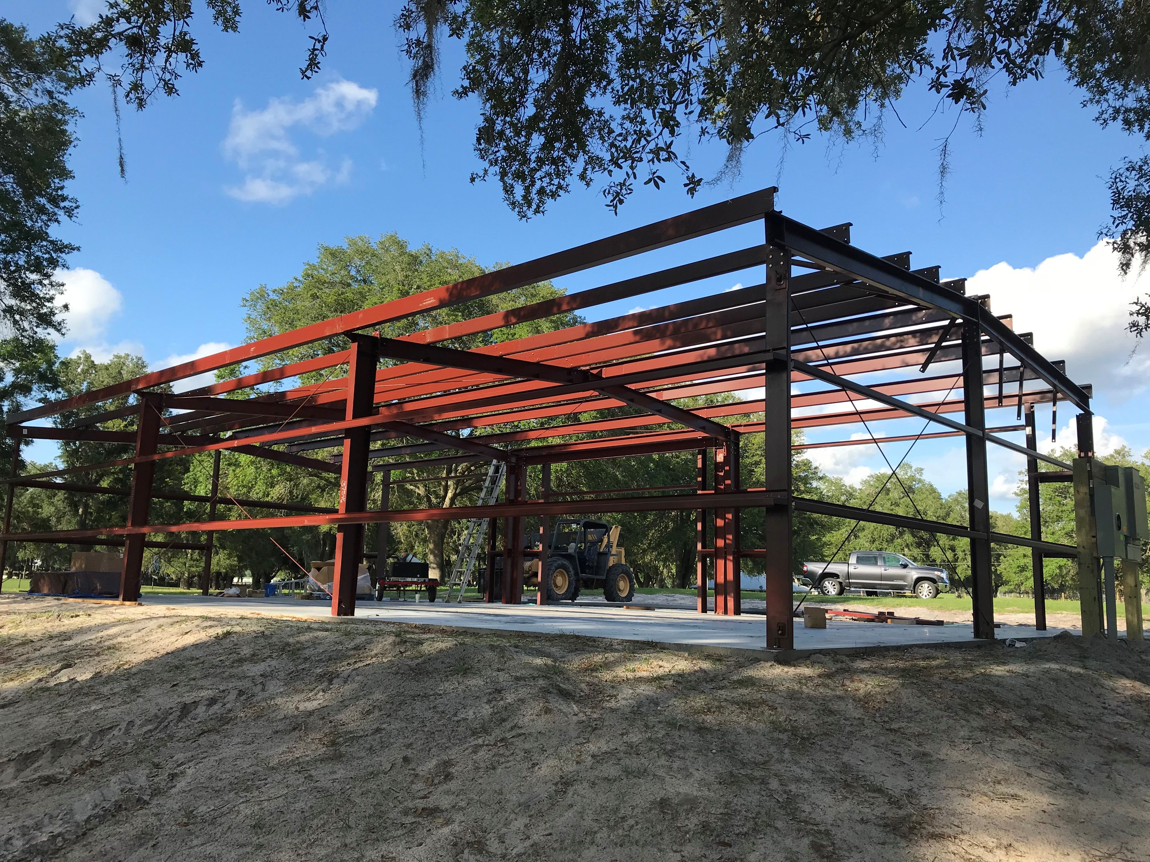 30x60 Steel Building Steel Buildings Steel Building Homes Metal Building Prices