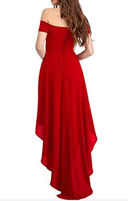 YaoDgFa Sexy Damen Kleider Abendkleid Cocktailkleid Partykleid Kleid ...