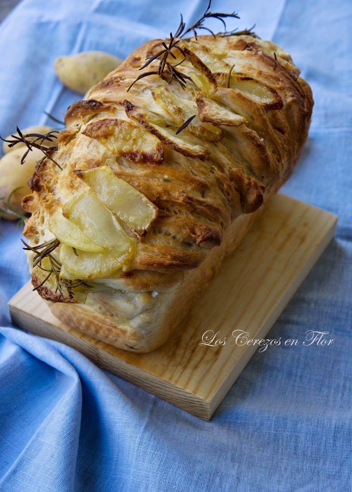 Como ya dije ayer en la entrada de las recetas de patata, me guardé éste pan para celebrar como cada año el día Internacional del...