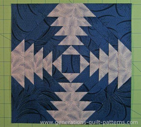 Free Pineapple Quilt Patterns: Illustrated Step-by-Step ... : free paper piecing quilt patterns download - Adamdwight.com