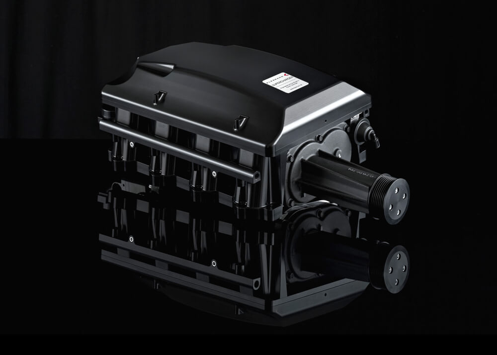 Kleemann Kompressor System Amg 63 M156 Kleemann Supercharger Amg System