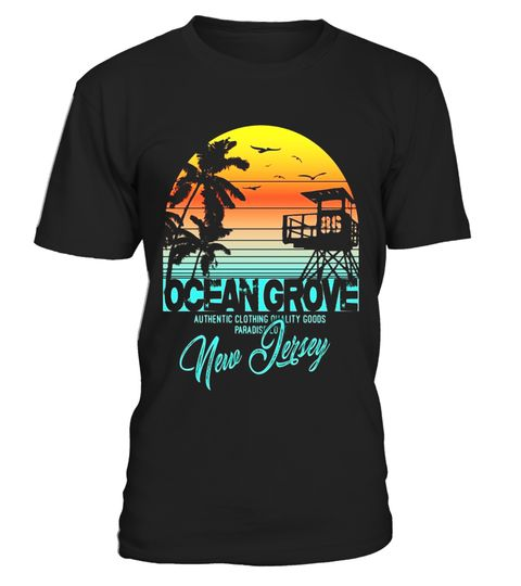 348470a29 ocean grove New Jersey beach shirt . Special Offer, not available in shops  Comes in a variety of styles and colours Buy yours now before it is too  late!