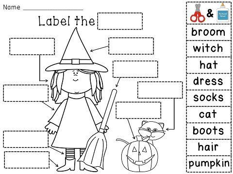 Halloween Activities | Halloween literacy, Halloween ...