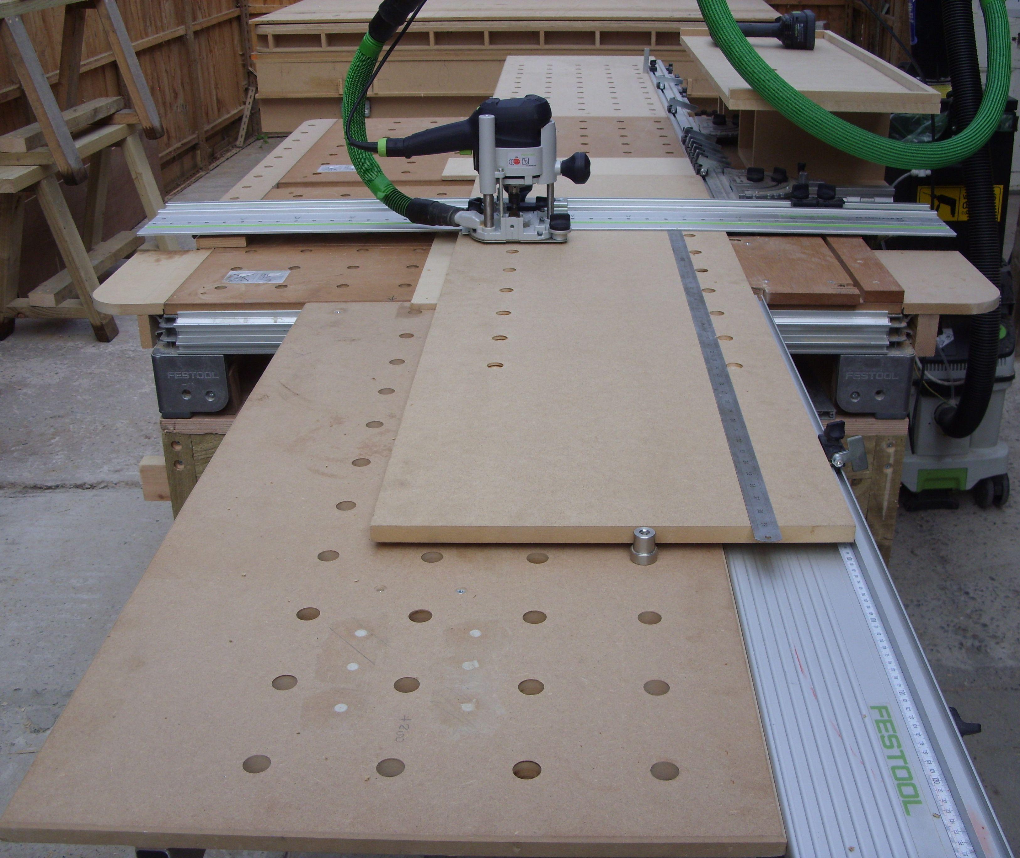 Holy Rail On Mft Makes Baby Mft Woodworking Herramientas