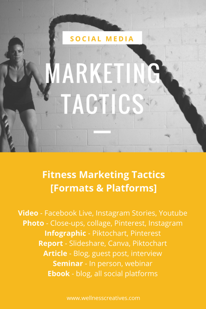 Fitness Marketing Strategies For Gyms, Studios & Personal Trainers