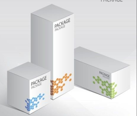 Set Of Vector Elegant Product Packaging Design Templates 03 ...