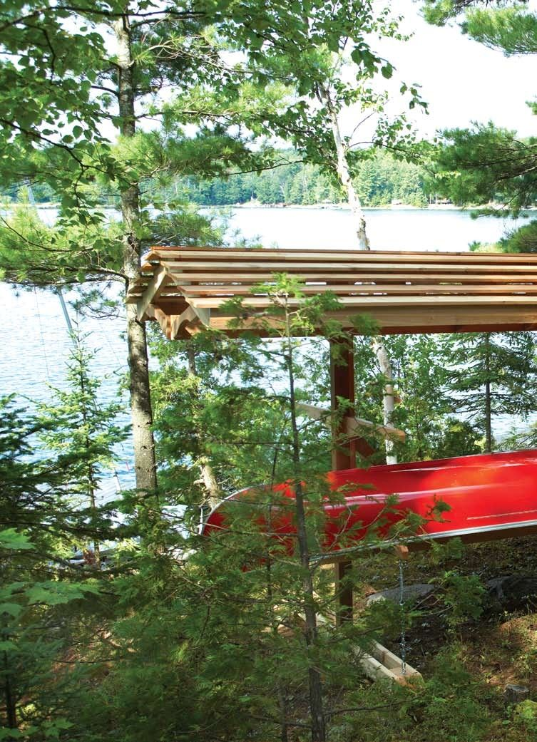 free canoe rack wood plans | Canoe rack, Diy shed plans ...