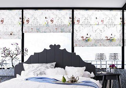 schlafzimmer tipps f r die einrichtung sch ne fensterdeko fensterdeko schlafzimmer und. Black Bedroom Furniture Sets. Home Design Ideas