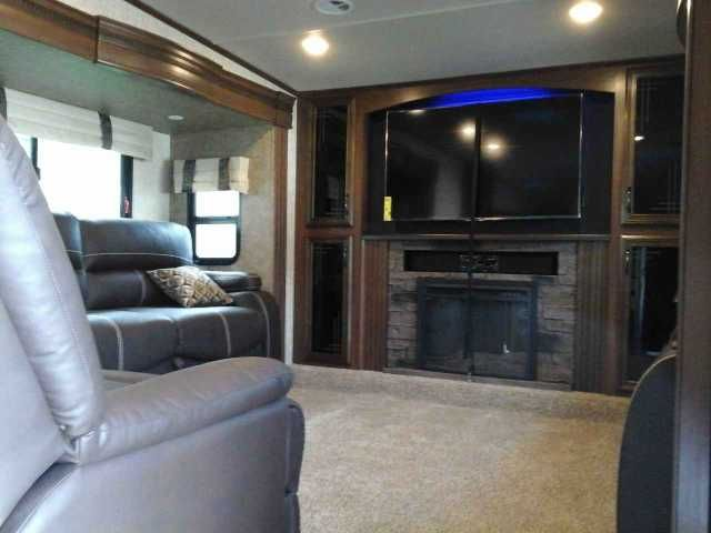 2016 New Forest River Sandpiper 377flik Fifth Wheel In New York Ny Recreational Vehicle Rv Serta Memory Foam Mattress Solid Surface Countertops Rvs For Sale
