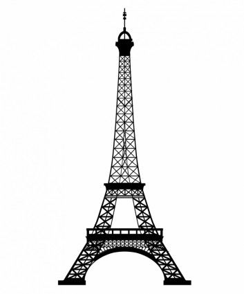 Eiffel tower vector pinterest eiffel tower thecheapjerseys Image collections