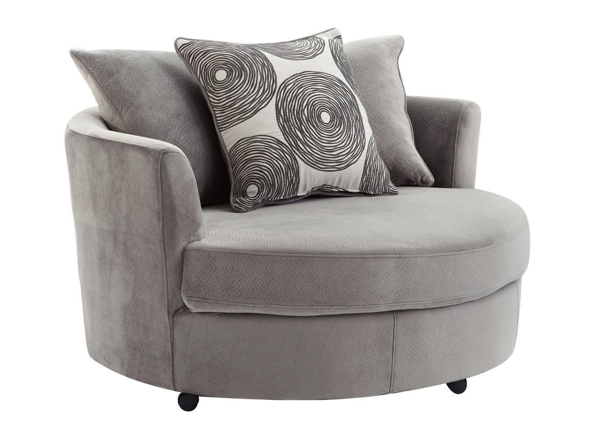 Zoey Grey Swivel Chair Swivel Chair Grey Swivel Chairs