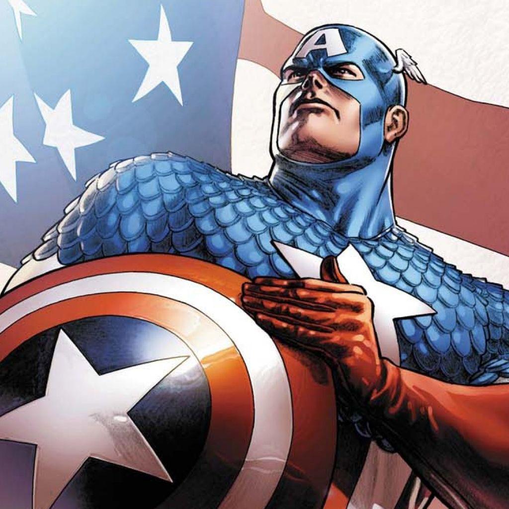 Pin de Phil Napier en Captain America art | Pinterest