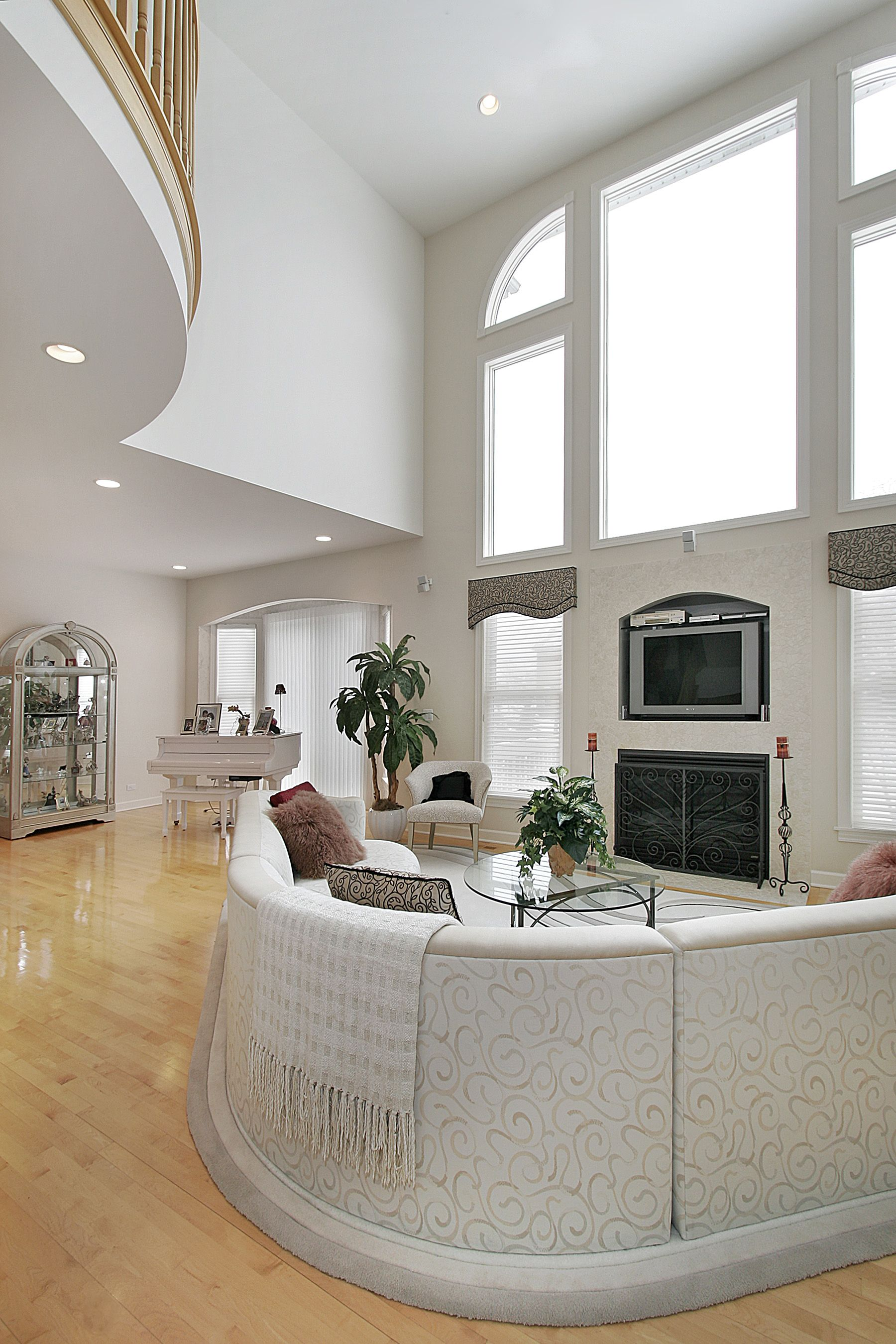 101 Beautiful Formal Living Room Ideas (Photos)   Casual ...