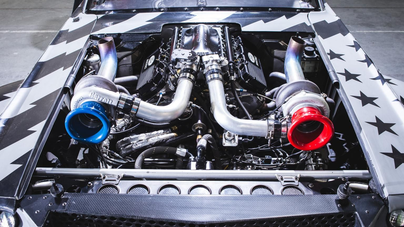 Ken Block Mustang >> 1420 Ps Ken Block Tuned Ford Mustang Ready To Tremble The