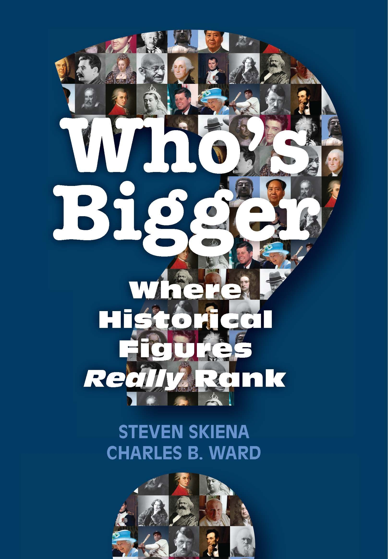 Who S Biggest The 100 Most Significant Figures In History