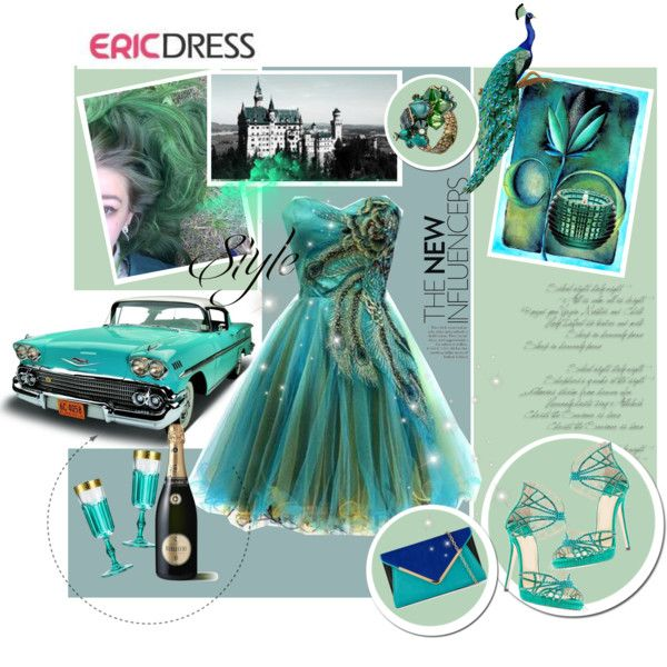ERICDRESS 2 by marinadusanic on Polyvore featuring ALDO, Konplott, Baccarat and Forzieri
