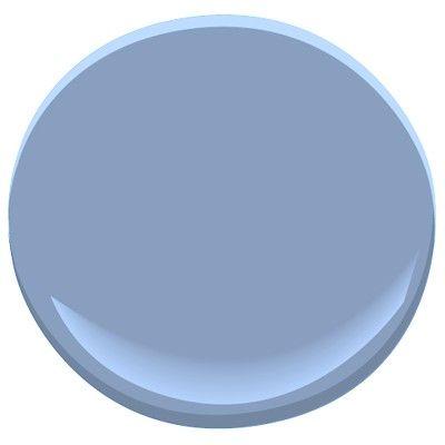Steel Blue 823 Paint Benjamin Moore Color Details