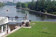 Ontarios Nipigon River bridge fails, severing Trans
