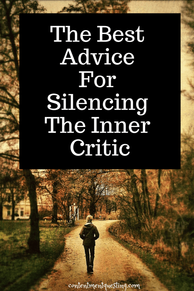 The Best Advice on Silencing The Inner Critic | Good Vibe