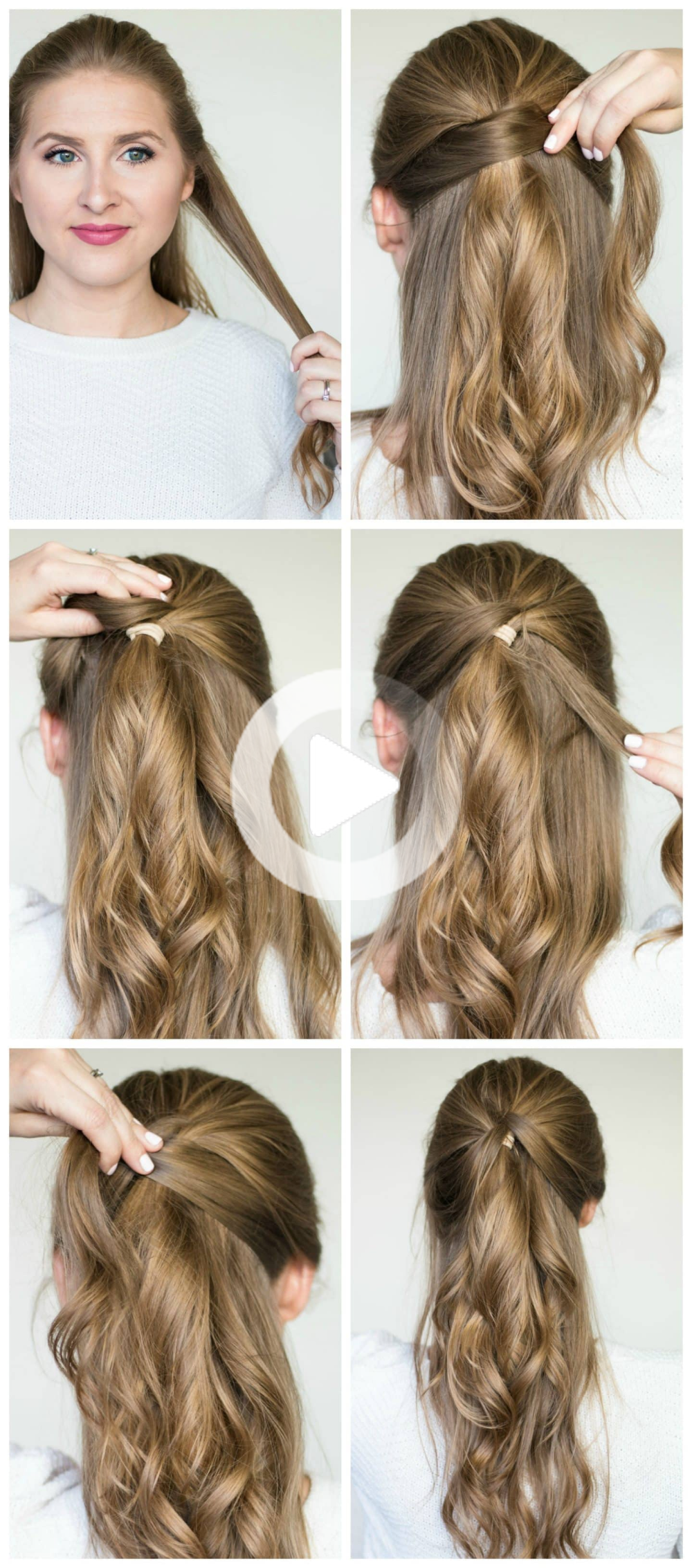 Pin On Hair Everywhere Easy Party Hairstyles Party Hairstyles For Long Hair Easy Hairstyles For Long Hair