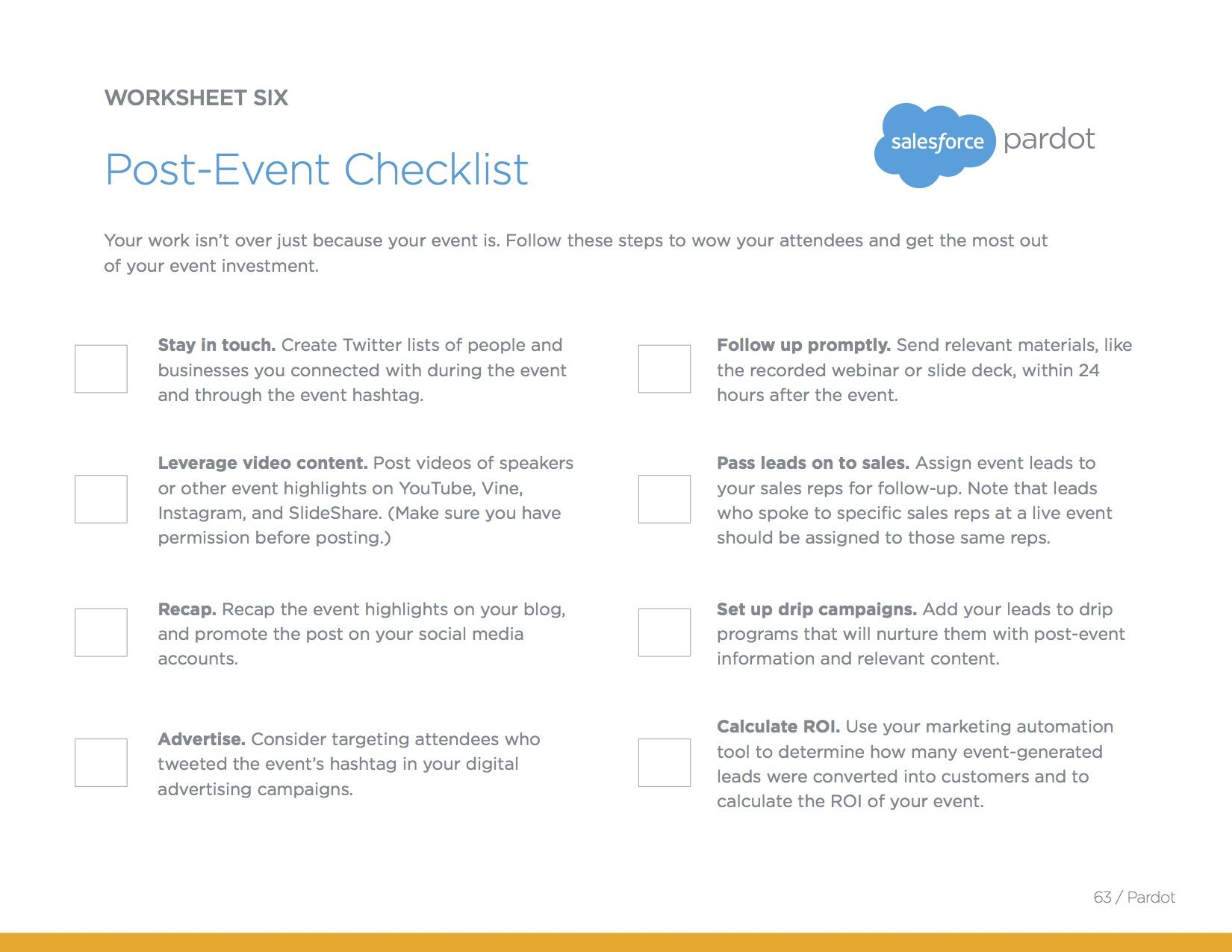 Your Post Dreamforce Toolkit Df15