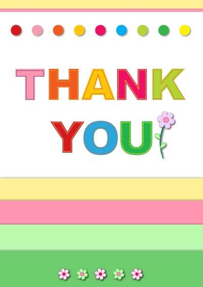 Printable thank you cards greeting cards pinterest free free printable thank you cards for everyone high quality thank you greeting cards for you to print at home m4hsunfo